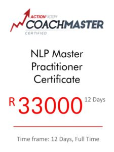 Action Factory - Courses NLP Master certificate