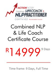 Action Factory - Courses combined NLP & Life Couch